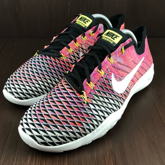 9c681909c7ef1 Nike Free TR Flyknit 2 Deadly Pink